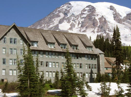 Mt Rainier Visitor Association Lodging Cabins